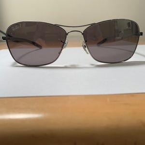 Men's Ray Ban Polarized Sunglasses P3 Lenses